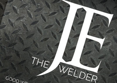 Joe The Welder Business Cards