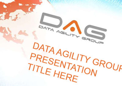 Data Agility Group PowerPoint