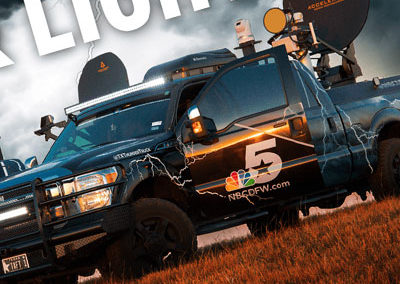 Thunder Truck Web Banners
